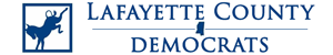 Lafayette County Democrats Mobile Logo